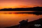 29th Jul 2019 - Sunset on Svorksjøen