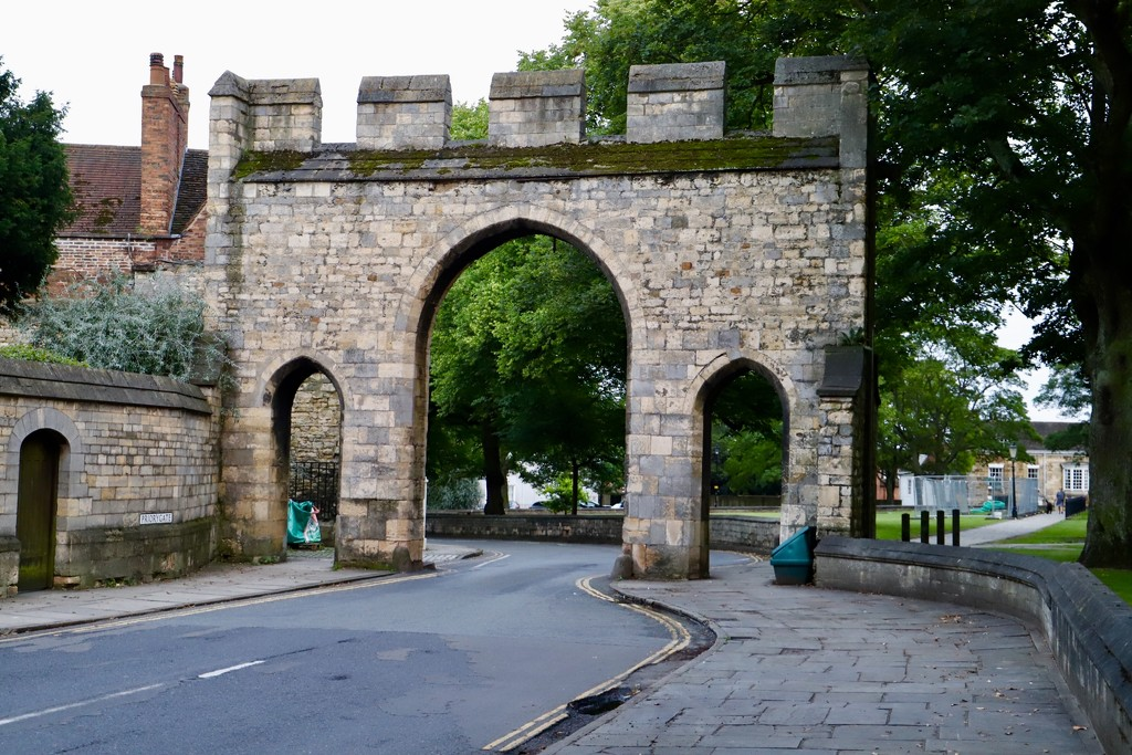 Priory Gate, Lincoln by carole_sandford