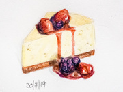 30th Jul 2019 - Cheesecake