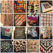 31st Jul 2019 - A Sample of Quilts