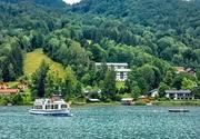 31st Jul 2019 - The Ferry on Lake Tegernsee