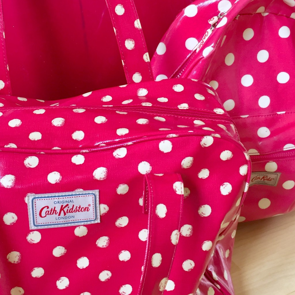 Pink packing by lilaclisa