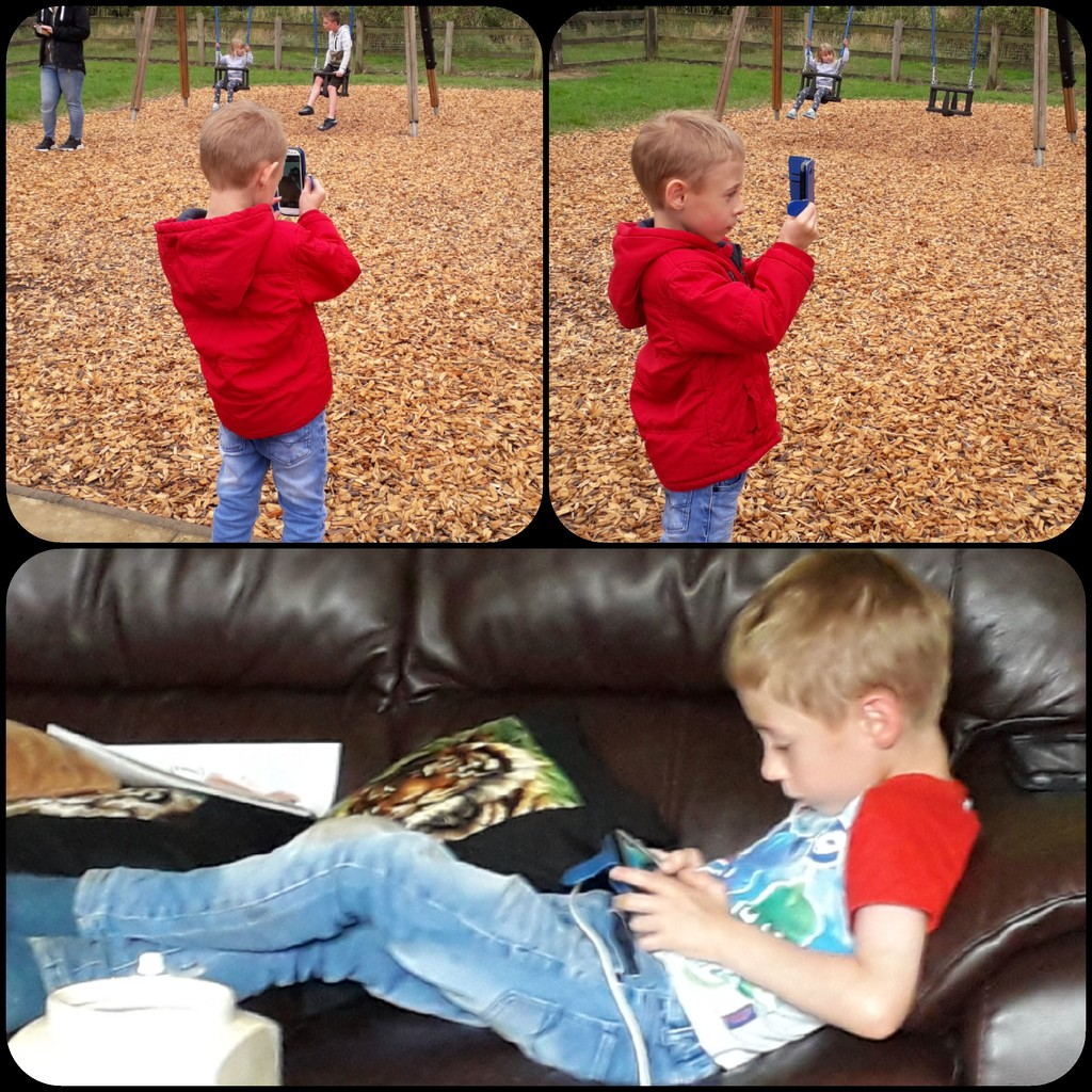 A day with Thomas by mave