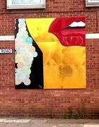 "31st Jul 2019 - Felixstowe street art ..... Or should I say ""road""art"
