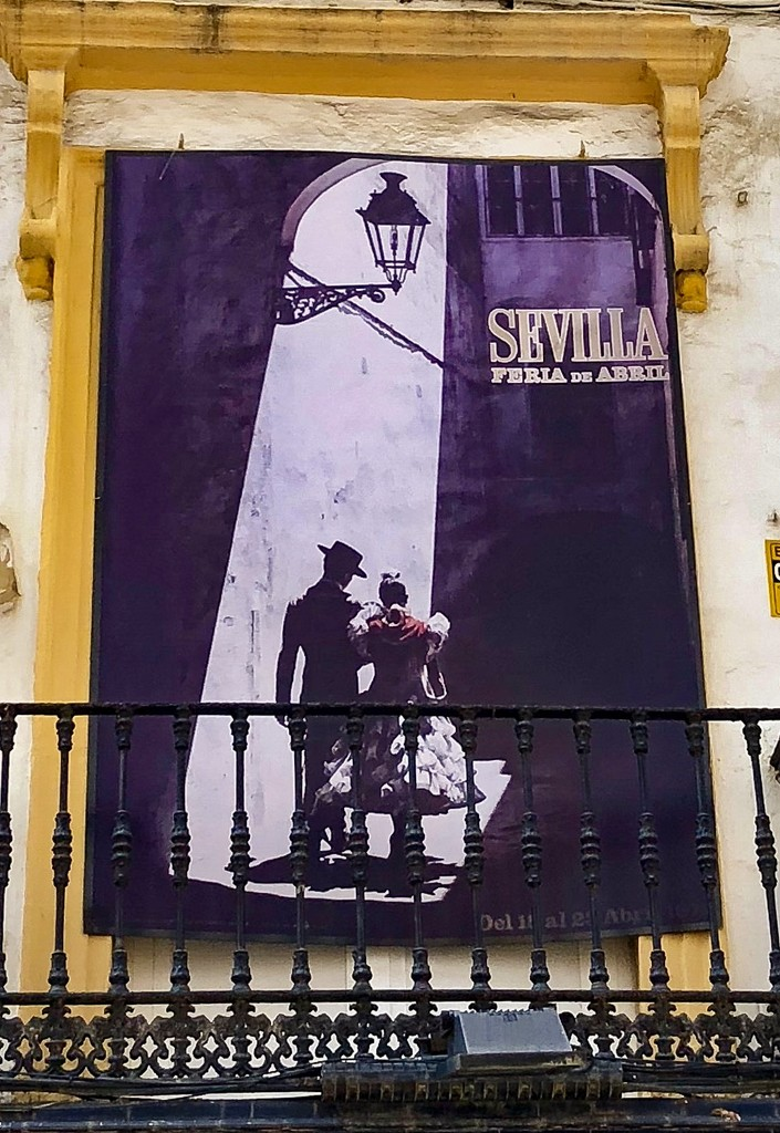 Feria de Abril Framed  by brigette