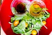 31st Jul 2019 - Vinegar, oil, lettuces, tomatoes