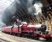1st Aug 2019 - Scarborough Bound Steam