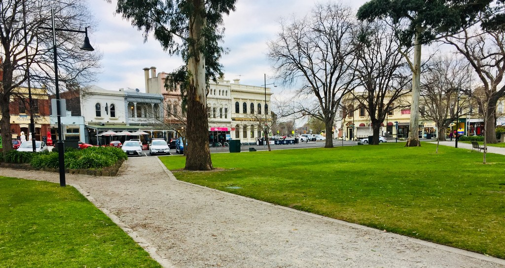 The lovely Williamstown by day by pictureme