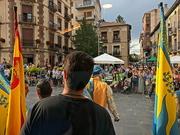 1st Aug 2019 - One world - Festival Folclórico de los Pirineos