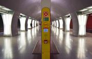 2nd Aug 2019 - Metro station (Rákóczi tér)