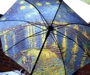 3rd Aug 2019 - Umbrella Landscapes, Coppergate Walk, York