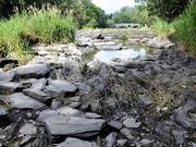 28th Jul 2019 - Dry river view