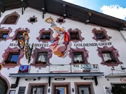 4th Aug 2019 - A Hotel in Kitzbuehl