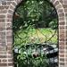 Garden gateway, Charleston