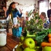 Zayaan's fermentation workshop