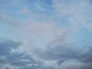 4th Aug 2019 - Cloudy evening sky