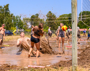3rd Aug 2019 - Mud Volleyball Tournament