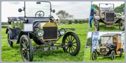 5th Aug 2019 - Model T Fords