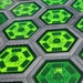 Psychedelic Honeycomb