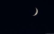 4th Aug 2019 - Moonrise follows Sunset