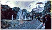13th Jun 2017 - Nail Soup Park, An Artist's View