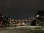 3rd Aug 2019 - View of 59th street bridge, Roosevelt island