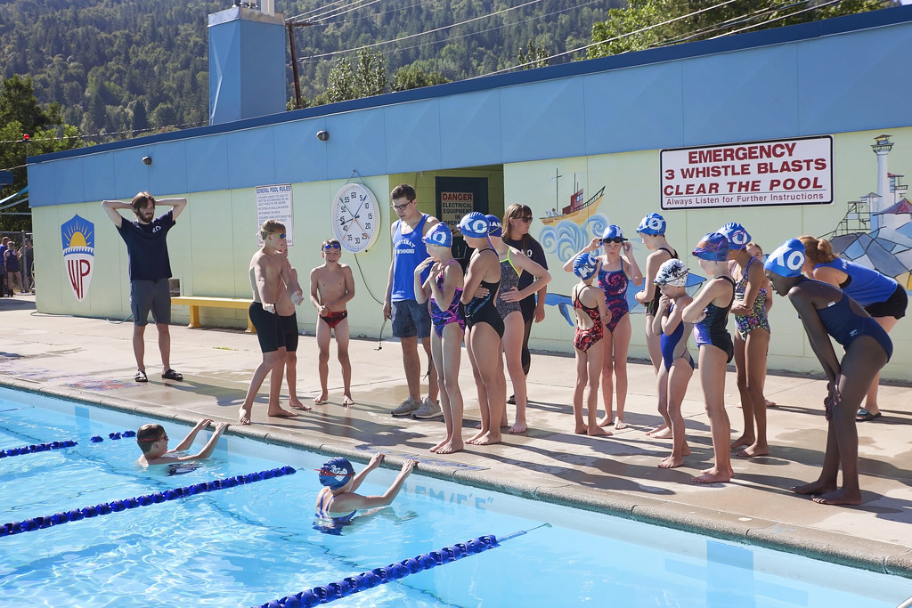 Regional Practice with all the Kootenay Clubs by kiwichick