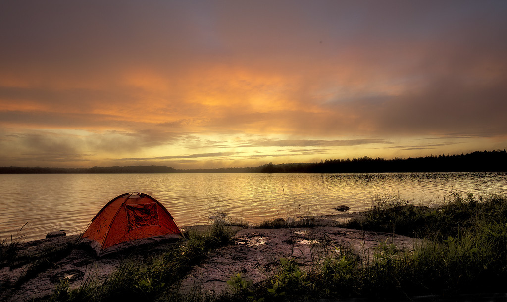 North Ontario Camping Splendour by pdulis
