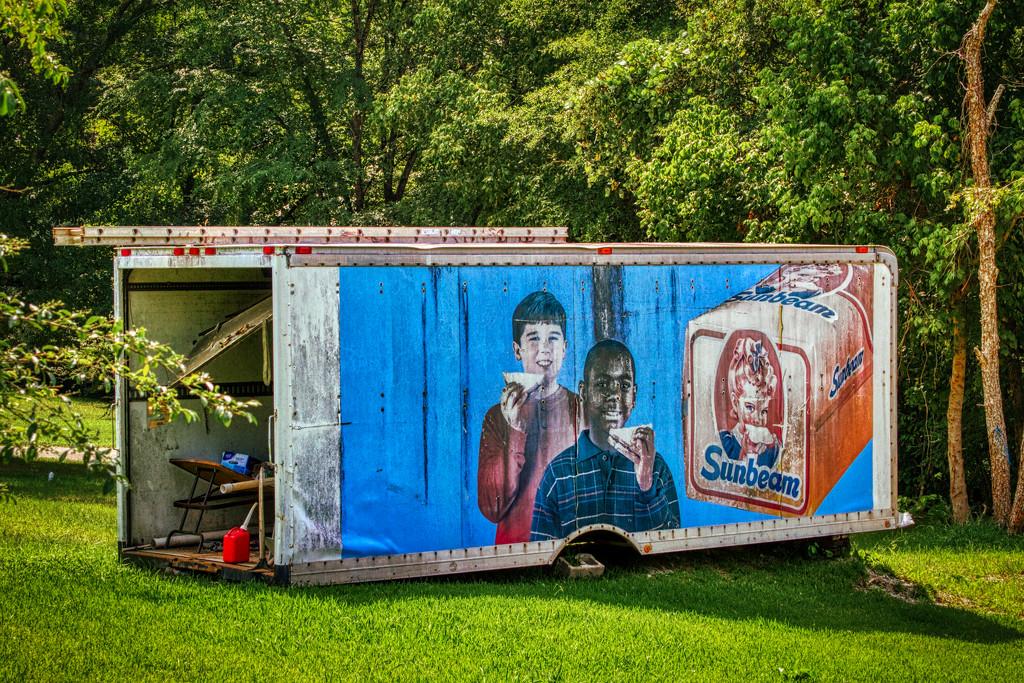 Sunbeam Bread Truck by kvphoto