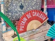 5th Aug 2019 - Putain de chaleur and a heart.