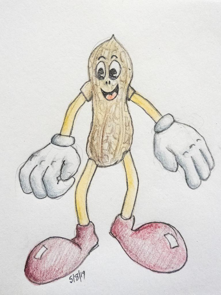 Peanut by harveyzone