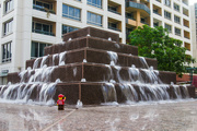 6th Aug 2019 - (Day 174) - Downtown Fountain