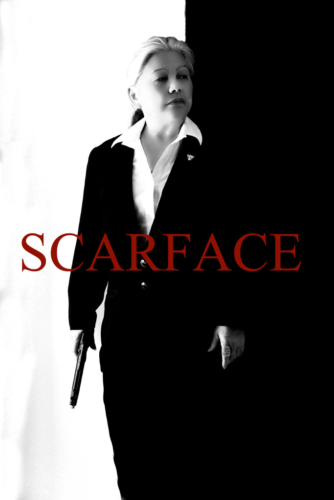 scarface by fiveplustwo
