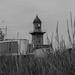 Beach lighthouse by peadar