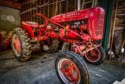 8th Aug 2019 - Farmall Tractor