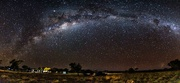 9th Aug 2019 - The Milky Way in the desert