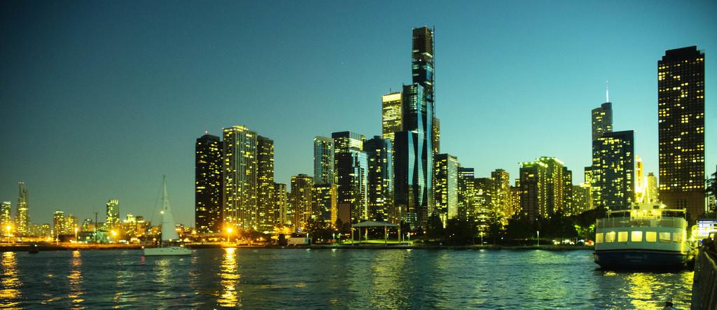 I cover the waterfront by domenicododaro