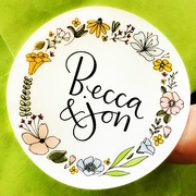 10th Aug 2019 - Becca & Jon Are Getting Married