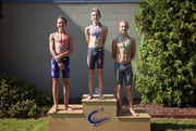 3rd Aug 2019 - Div 4 boys 50m Fly podium