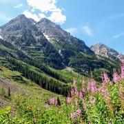 10th Aug 2019 - Maroon Bells