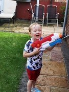 9th Aug 2019 - More water play fun