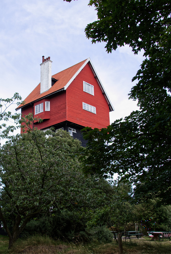 House in the clouds by mave