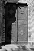 11th Aug 2019 - ornate gate