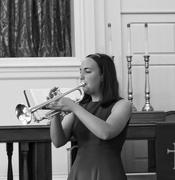 11th Aug 2019 - Anna's Trumpet Recital