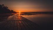 11th Aug 2019 - camping sunrise