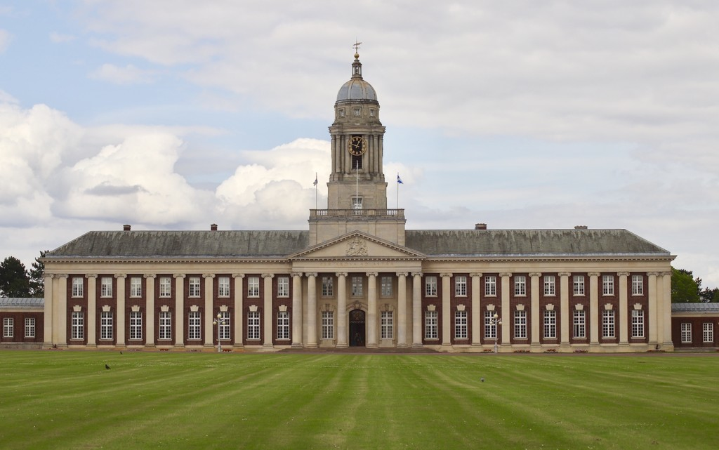 Royal Air Force College Cranwell by carole_sandford