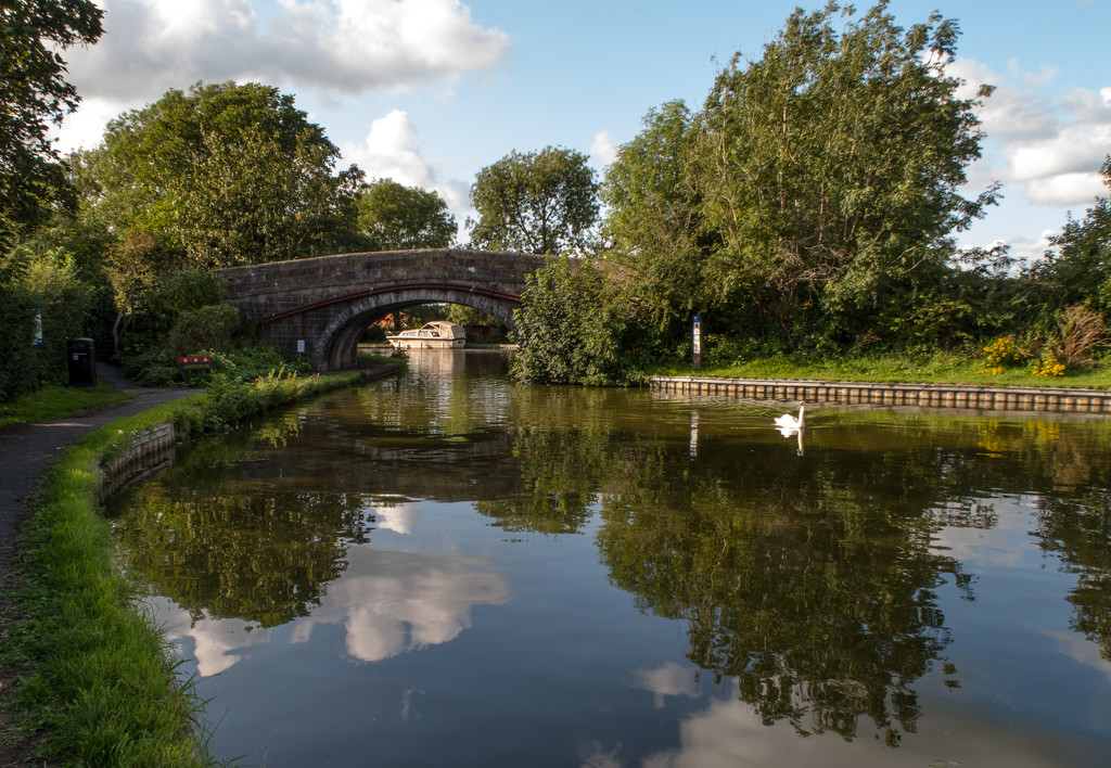 Lancaster canal by peadar