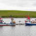 Aithsvoe Pier Fleet