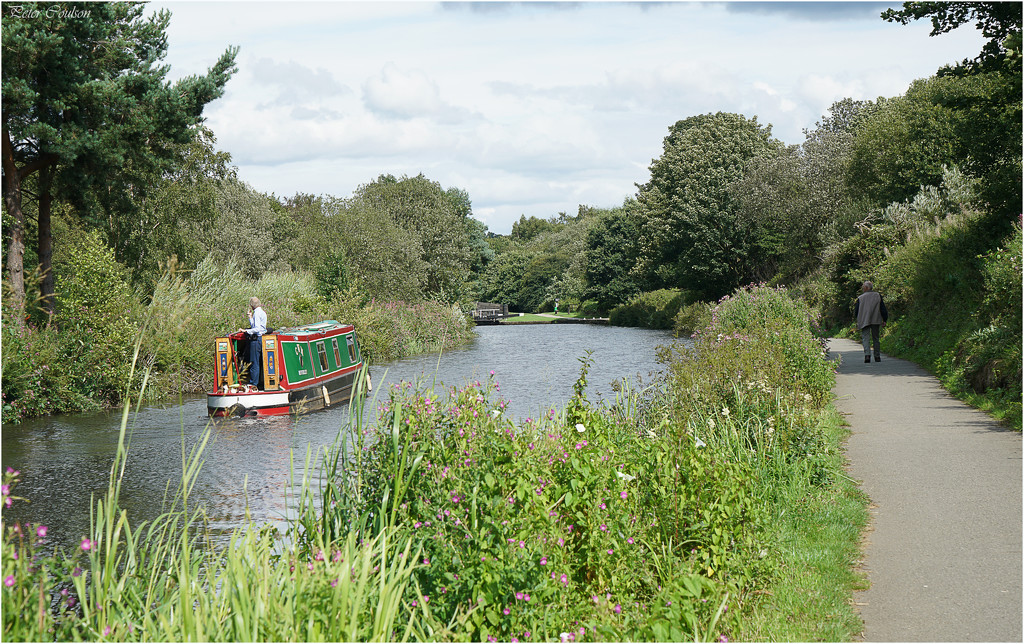 Along the canal by pcoulson