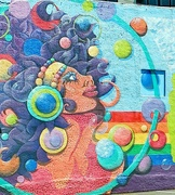 10th Aug 2019 - Poppin' Street Art